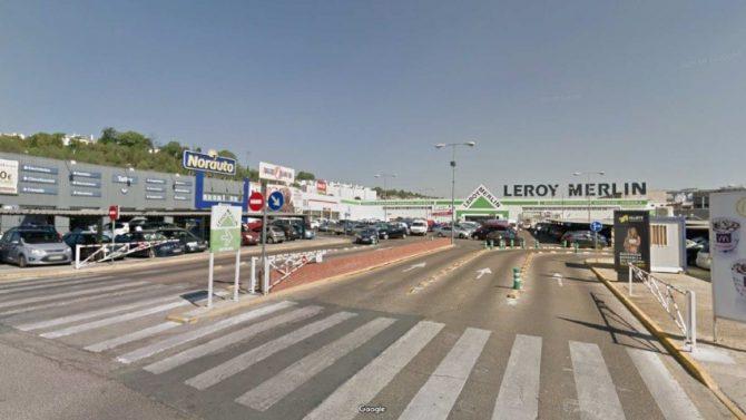 Obras De Mejora En El Parque Comercial «Parque Aljarafe» Gestionado Por INERZIA