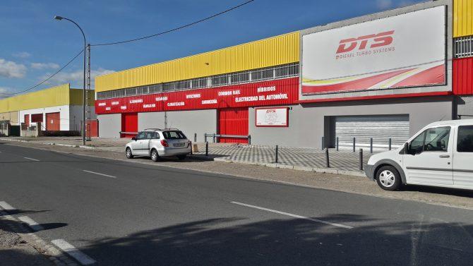 Asesoramos A La Empresa Diesel Turbo Systems En El Alquiler De Una Nave Industrial En El P.I. Store De Sevilla